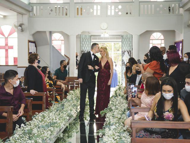 O casamento de Daiana e Hualace em Vale dos Sonhos, Mato Grosso 17