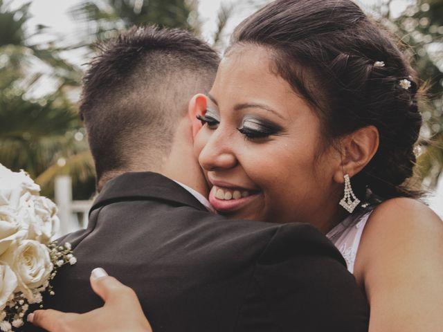O casamento de Moniky e Jean