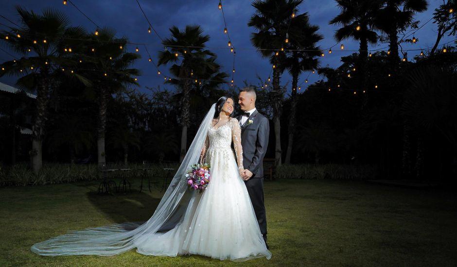 O casamento de Daiana e Hualace em Vale dos Sonhos, Mato Grosso