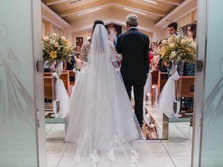 O casamento de Maria e Bruno 1