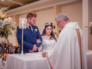 O casamento de Maria e Bruno 2