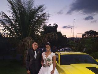 O casamento de Geiciele e Argeu 1