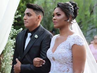 O casamento de Geiciele e Argeu