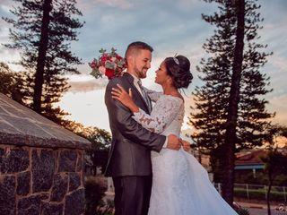 O casamento de Karina e João Paulo 3