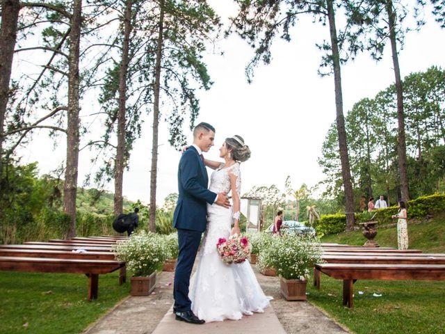 O casamento de Carol e Higor
