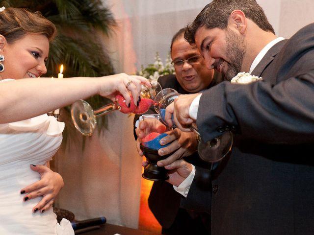 O casamento de Susan e Luciano