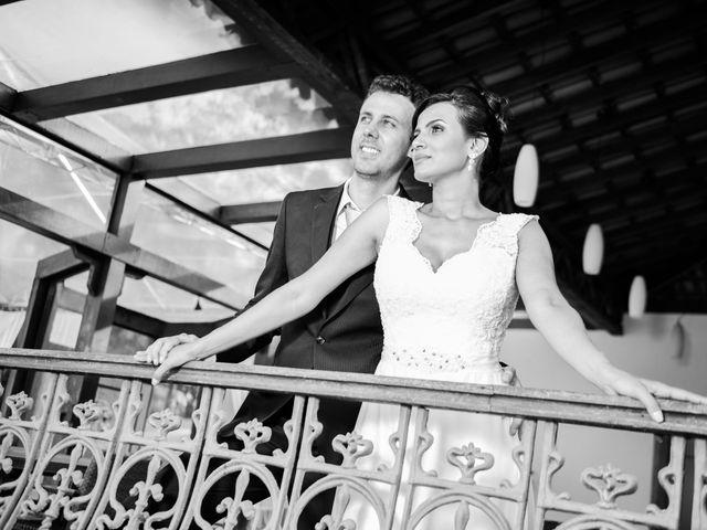 O casamento de Nirlene e Lucyo