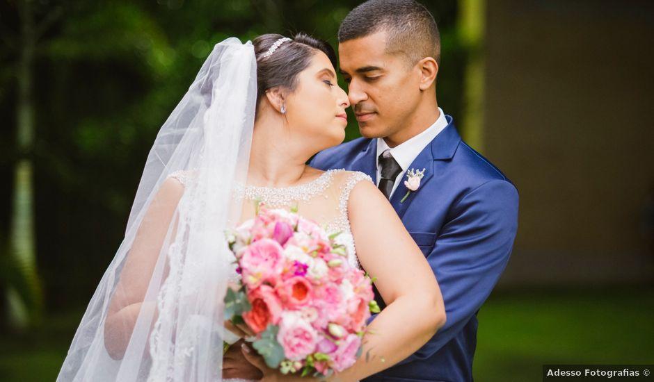 O casamento de Gabriel e Cinthya em Rio de Janeiro, Rio de Janeiro