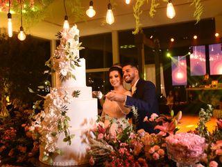 O casamento de Amanda e Ábner