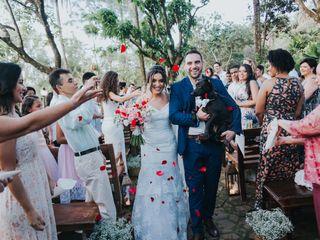 O casamento de Sheila e Kléber