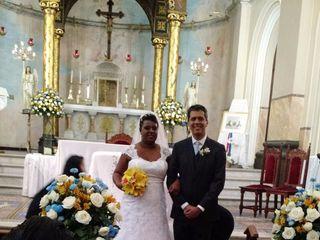 O casamento de Nassira e Robson