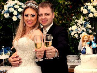 O casamento de Elaine e Diego