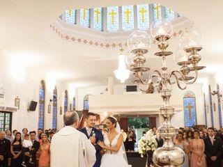 O casamento de Camila  e Alvaro