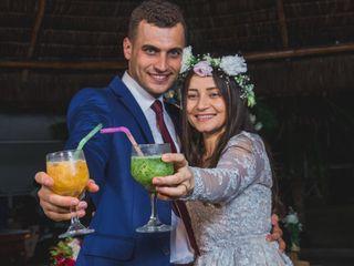 O casamento de Dádiva Rosa  e Nilton