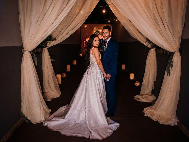 O casamento de Ageu e Victória