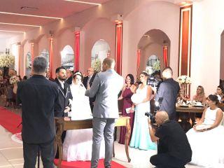 O casamento de Kelly  e Enes