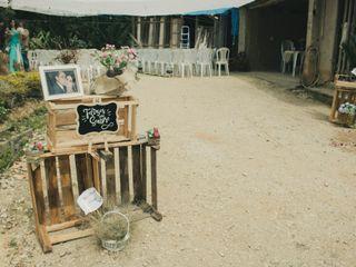 O casamento de Claudia e Célio 3