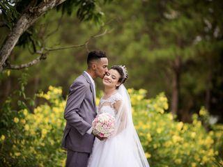 O casamento de Laís e Miriel
