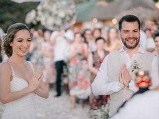 O casamento de Jana e Fernando