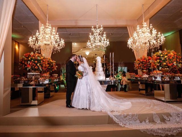 O casamento de Eunice e Marto