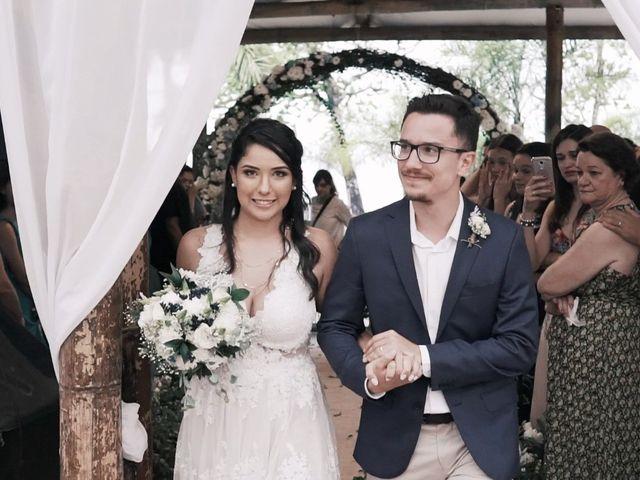 O casamento de Melaine e Felipe
