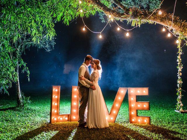 O casamento de Ana e Allan