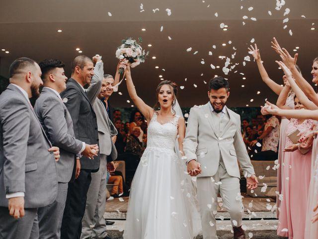 O casamento de Geovanna e Daniel