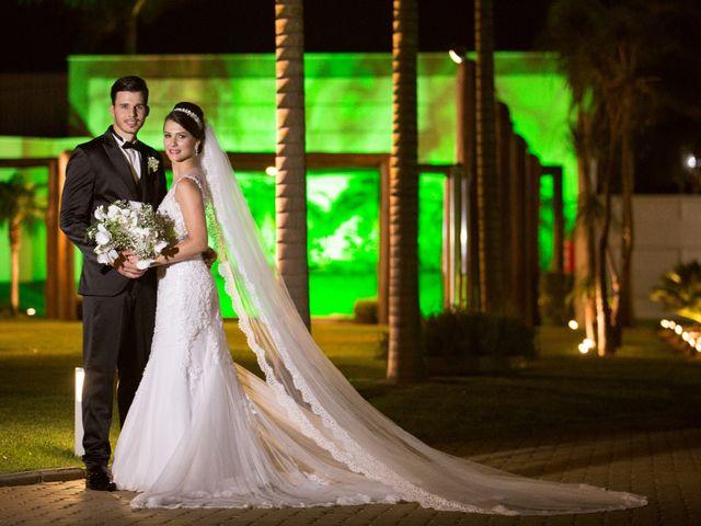 O casamento de Danieli e Guilherme