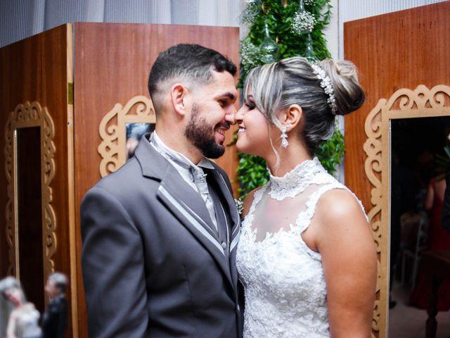 O casamento de Letícia e Ricardo