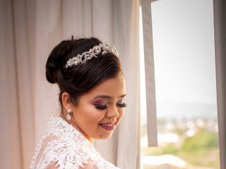 O casamento de Taniha e Wendel 1