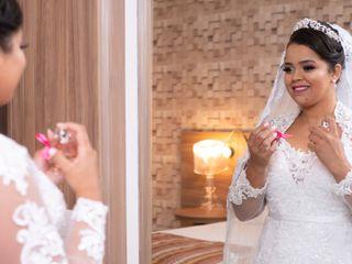 O casamento de Taniha e Wendel 2