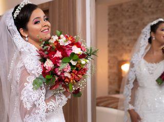 O casamento de Taniha e Wendel 3