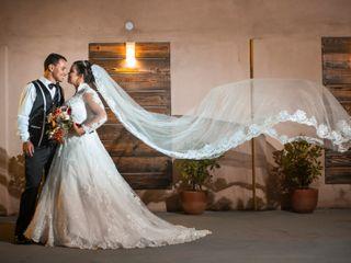 O casamento de Taniha e Wendel