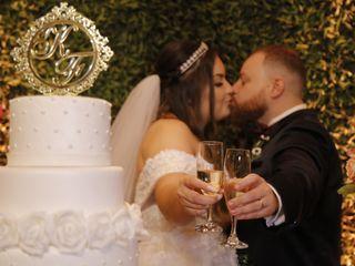 O casamento de Kelly e Filipe