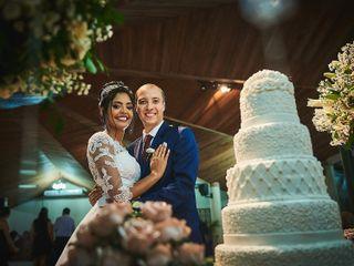 O casamento de Jaciana e Paulo Henrique