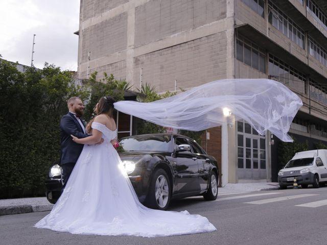 O casamento de Filipe e Kelly em Osasco, São Paulo 10