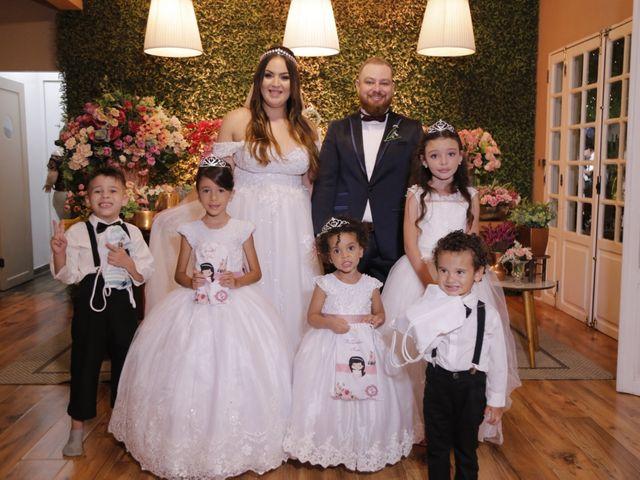 O casamento de Filipe e Kelly em Osasco, São Paulo 11
