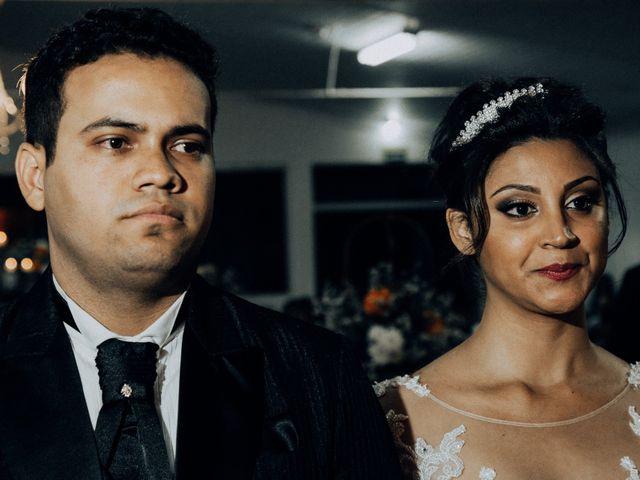 O casamento de Raquel e Douglas