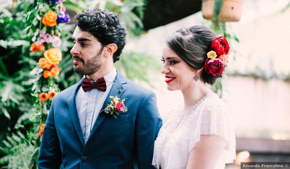 O casamento de Felipe e Cybele em Belo Horizonte, Minas Gerais