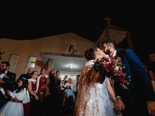 O casamento de Patrícia e André