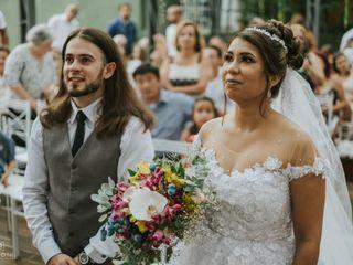 O casamento de Renata e Julio
