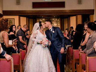 O casamento de Thais e Daniel