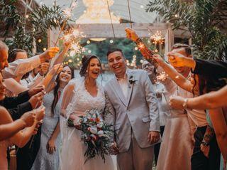 O casamento de Heloíse e Felipe