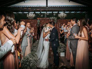 O casamento de Karol e Pedro