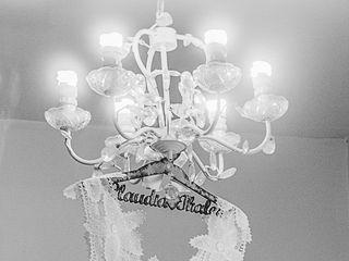 O casamento de Cláudia e Thalles 2