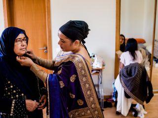 O casamento de Lorrana e Imran 1