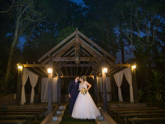 O casamento de Daniella e Luiz Henrique