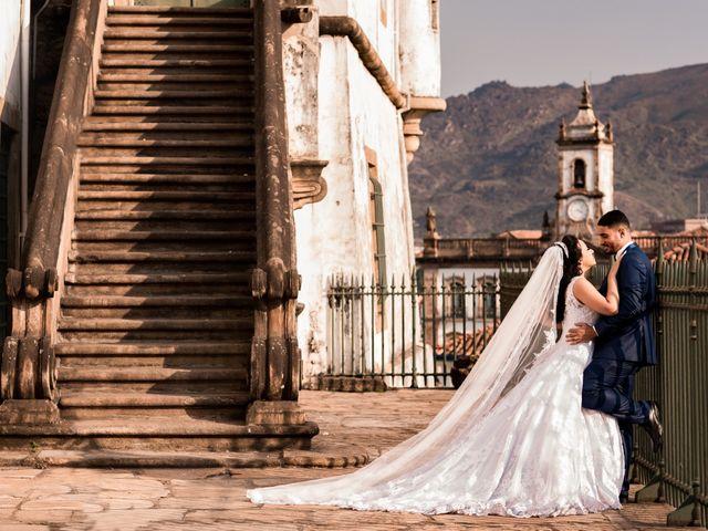 O casamento de Daniel e Thais em Belo Horizonte, Minas Gerais 1