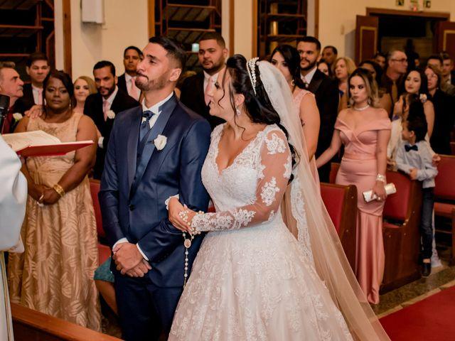O casamento de Daniel e Thais em Belo Horizonte, Minas Gerais 11
