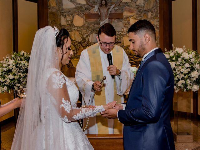 O casamento de Daniel e Thais em Belo Horizonte, Minas Gerais 16